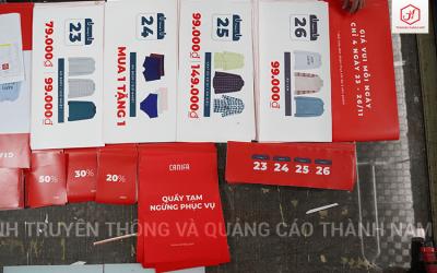 In decal tại Hà Nội ở đâu rẻ, chất lượng tốt ?