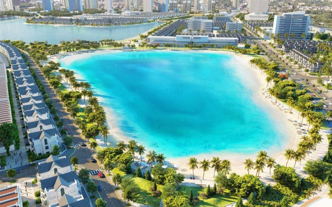 Hoàn thành hạng mục: Biển chỉ dẫn – Công trình Vinhomes Ocean Park